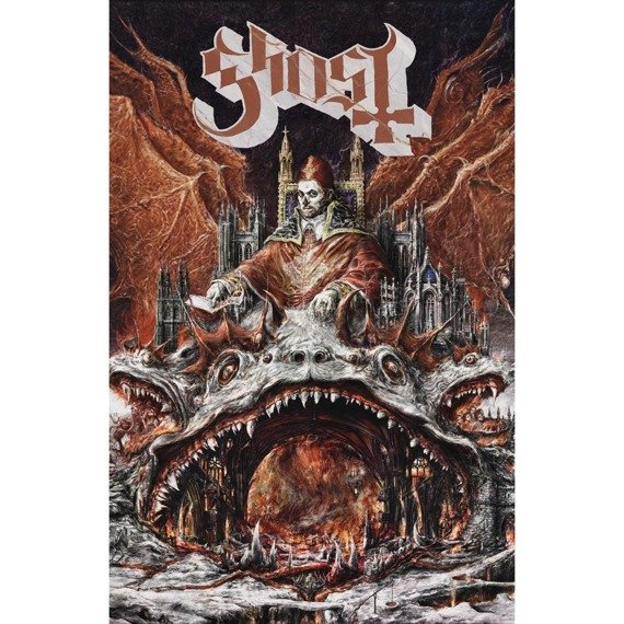 flaga GHOST - PREQUELLE