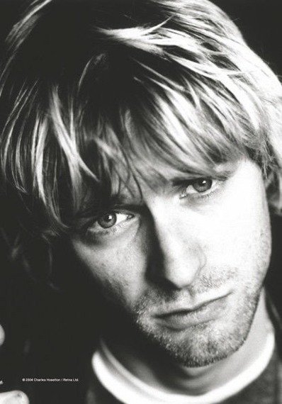 flaga KURT COBAIN - 10TH ANNIVERSARY