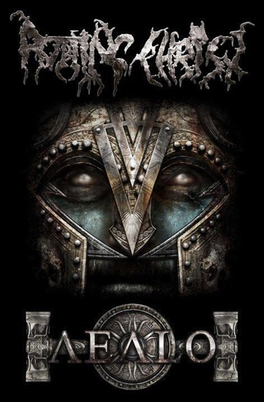 flaga ROTTING CHRIST - AEALO