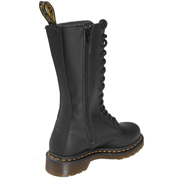 glany DR. MARTENS - DM 1914 VONDA BLACK SOFTY T (DM12761001)