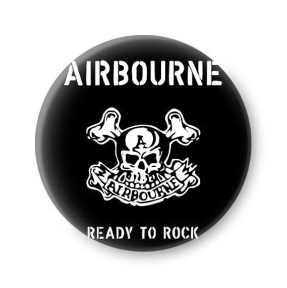 kapsel AIRBOURNE - READY TO ROCK