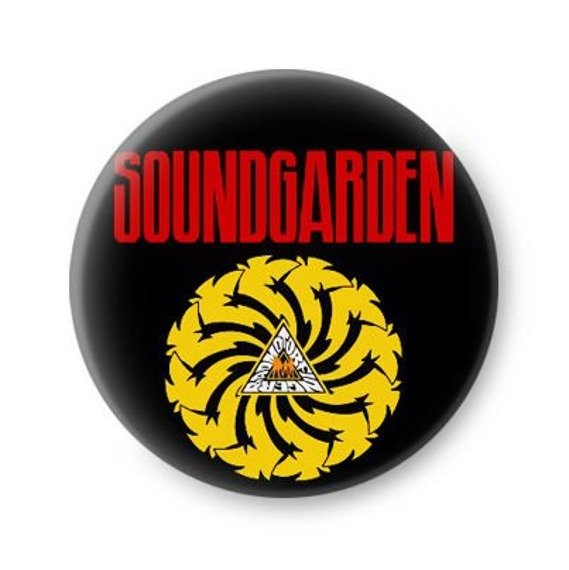 kapsel SOUNDGARDEN - BADMOTORFINGER