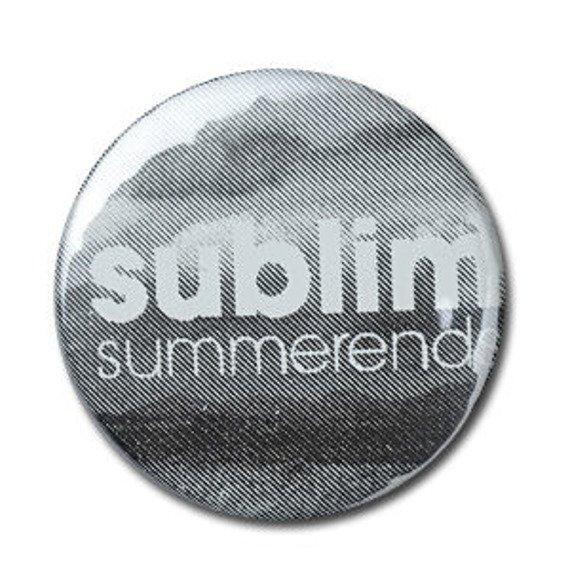 kapsel SUBLIM - SUMMERENDS
