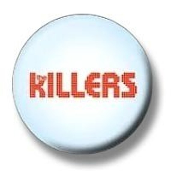 kapsel THE KILLERS - LOGO