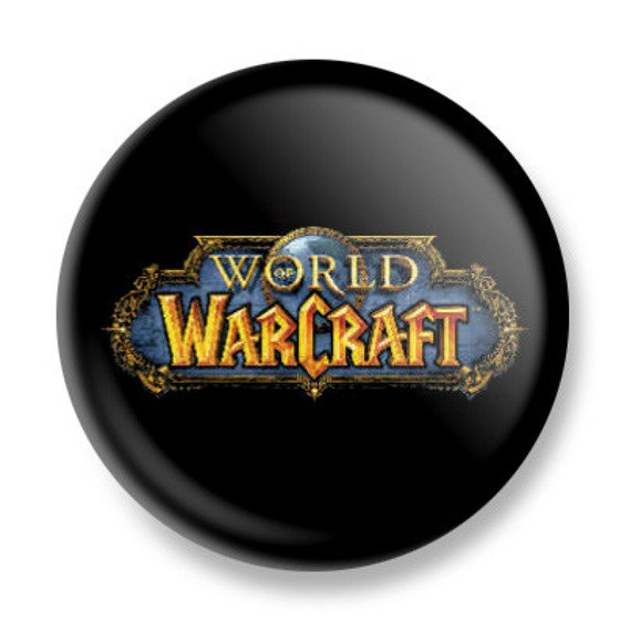 kapsel WORLD OF WARCRAFT Ø25mm