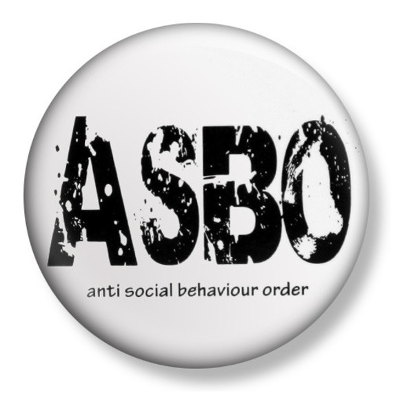 kapsel średni ANTI SOCIAL BEHAVOIUR ORDER Ø38mm