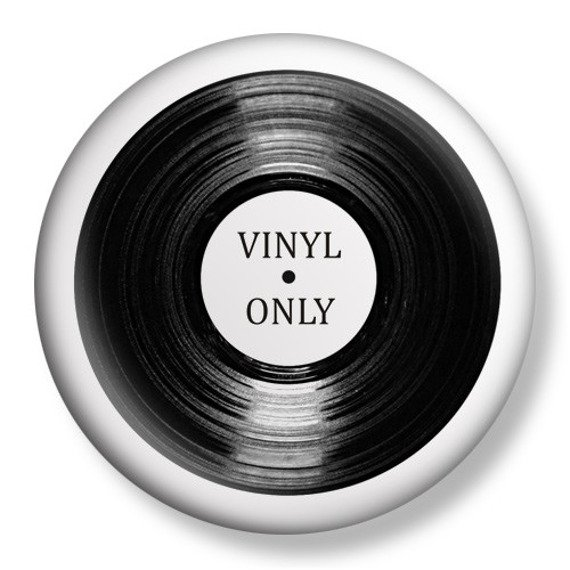 kapsel średni VINYL ONLY Ø38mm
