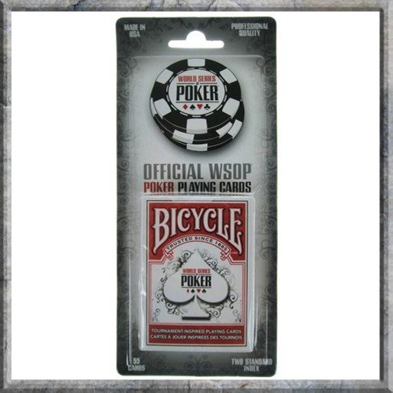 karty BICYCLE POKER CARDS