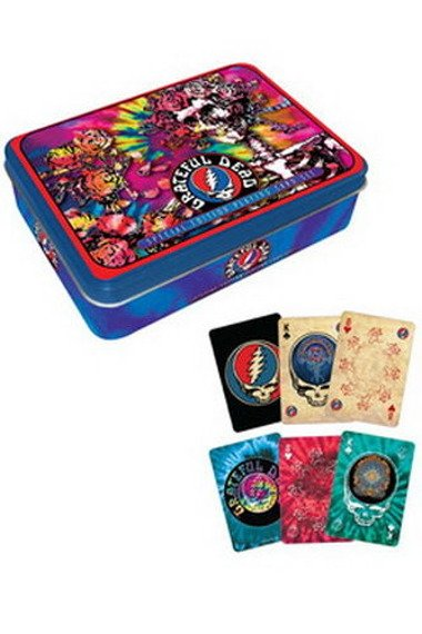 karty GRATEFUL DEAD (NMR104028) (BOX)