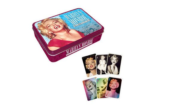 karty MARILYN MONROE (NMR104021) (BOX)