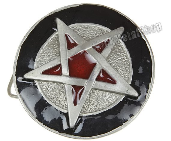 klamra do pasa PENTAGRAM