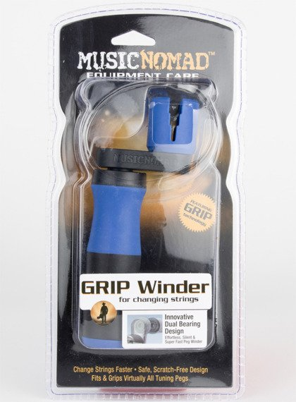 korbka do nawijania strun MUSIC NOMAD GRIP WINDER MN221