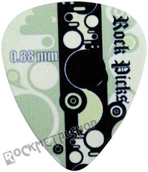 kostka gitarowa ROCK PICK - CIRCLES
