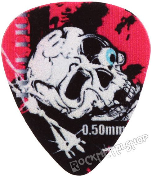 kostka gitarowa ROCK PICK - EYEBALL POP-OUT