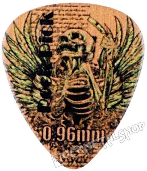 kostka gitarowa ROCK PICK - SKELETON ANGEL