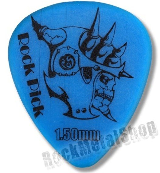 kostka gitarowa ROCK PICK / WARRIOR SKULL