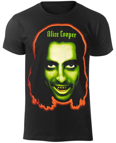 koszulka ALICE COOPER - GOES TO HELL FACE