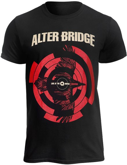koszulka ALTER BRIDGE - LIVE AT THE O2 + RARITIES
