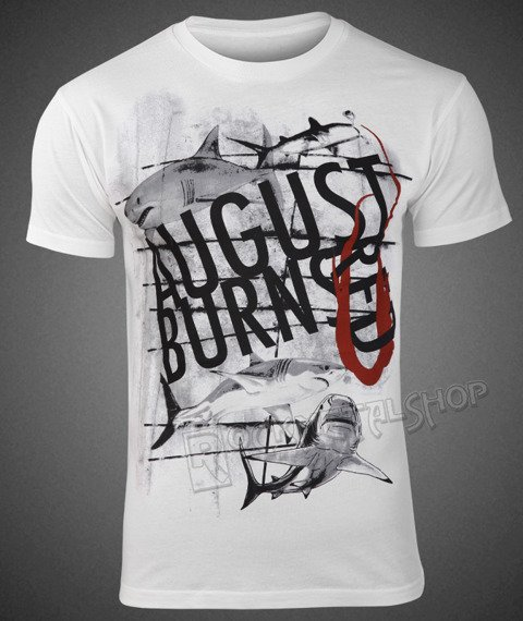 koszulka AUGUST BURNS RED - SHARKS