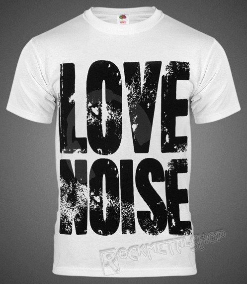 koszulka BLACK ICON - LOVE NOISE (MICON144 WHITE)