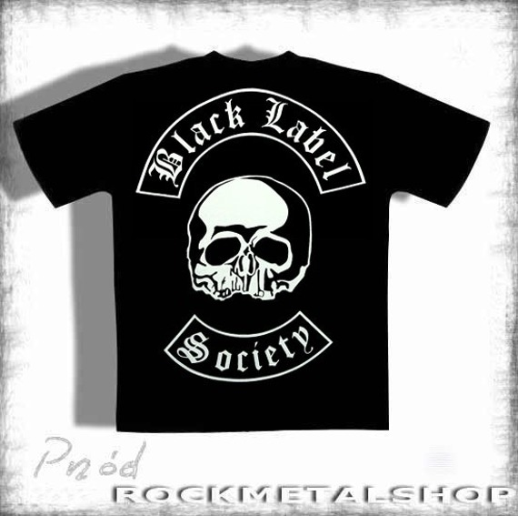koszulka BLACK LABEL SOCIETY (R. 555)