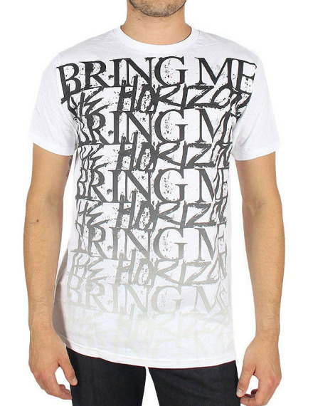 koszulka BRING ME THE HORIZON - BMTH STACKED