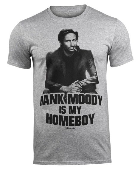 koszulka CALIFORNICATION - HANK MOODY IS MY HOMEBOY