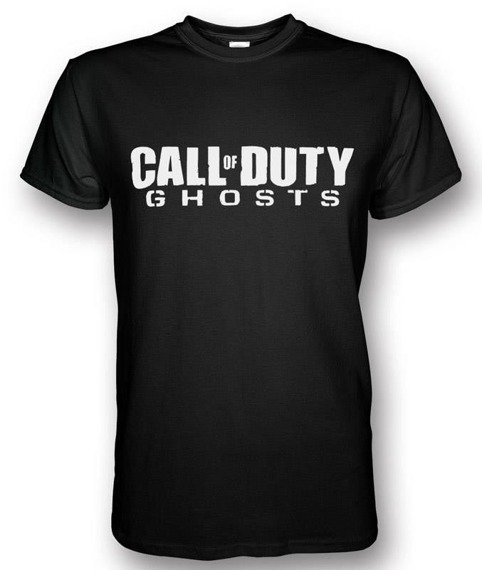 koszulka CALL OF DUTY GHOSTS - LOGO