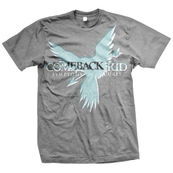 koszulka COMEBACK KID - THE BROKEN BIRD