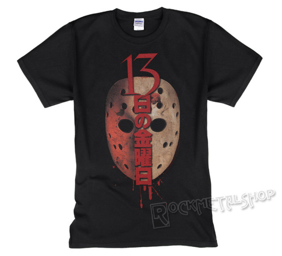 koszulka FRIDAY THE 13TH - JAPANESE