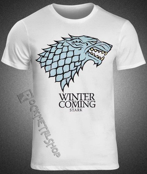 koszulka GAME OF THRONES - WINTER IS COMING