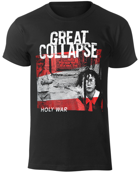 koszulka GREAT COLLAPSE - HOLY WAR