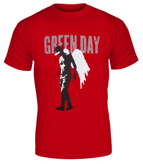 koszulka GREEN DAY - JIMMY