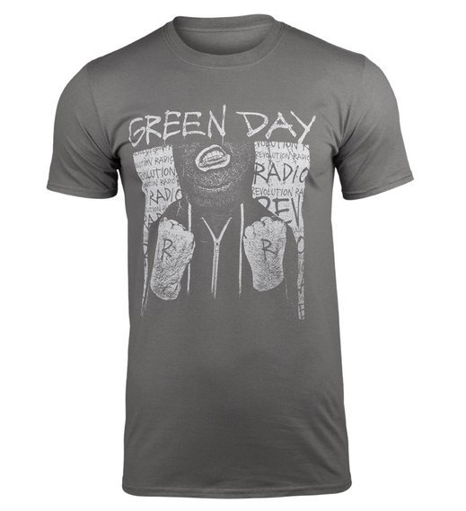 koszulka GREEN DAY - SKI MASK