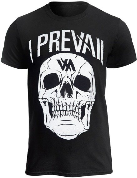 koszulka I PREVAIL - LARGE SKULL