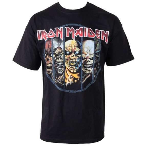 koszulka IRON MAIDEN - EDDIE EVOLUTION