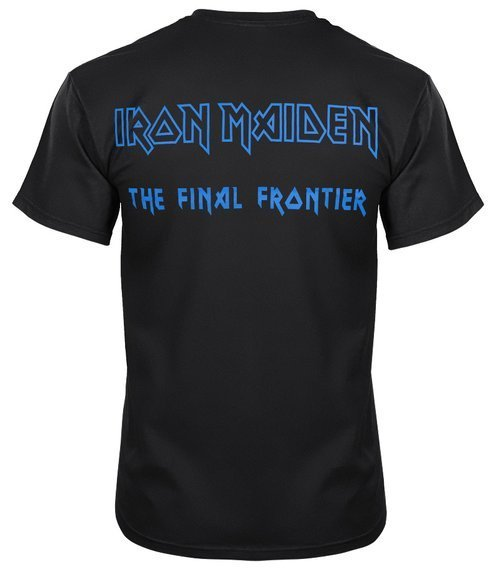 koszulka IRON MAIDEN - THE FINAL FRONTIER