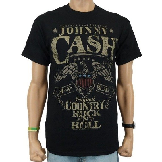 koszulka JOHNNY CASH - ROCK N ROLL