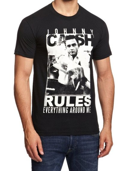 koszulka JOHNNY CASH - RULES