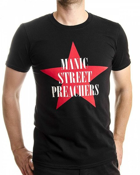 koszulka MANIC STREET PREACHERS - RED STAR
