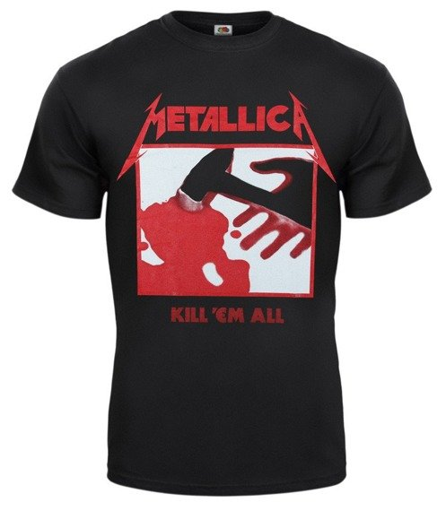 koszulka METALLICA - KILL 'EM ALL
