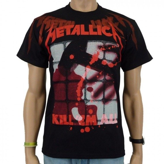 koszulka METALLICA - KILL FADED