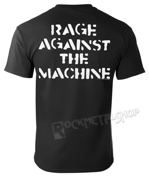 koszulka RAGE AGAINST THE MACHINE - LARGE FIST