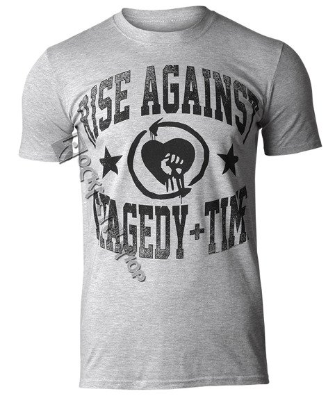 koszulka RISE AGAINST - TRAGEDY TIME