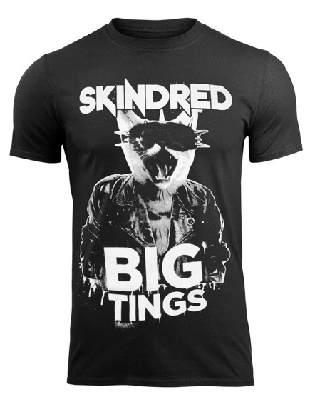 koszulka SKINDRED - BIG THINGS