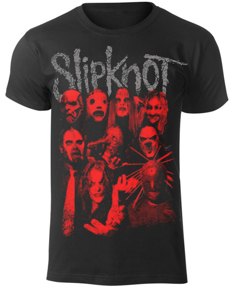 koszulka SLIPKNOT - RED FACE