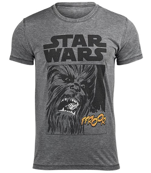 koszulka STAR WARS THE EMPIRE STRIKES BACK - CHEWIE