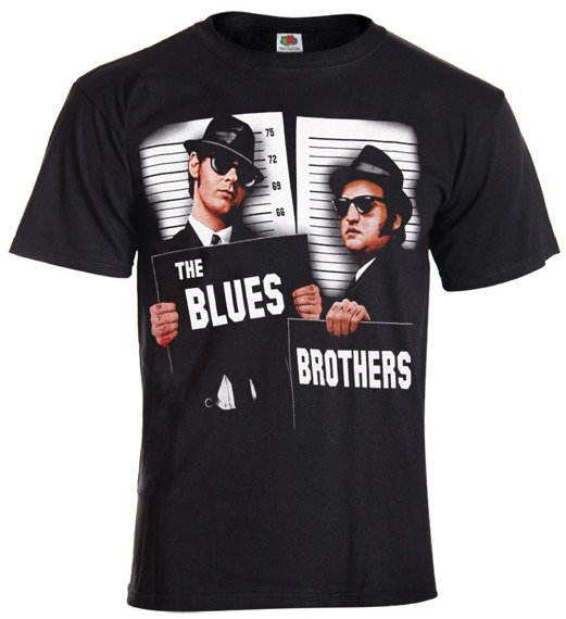 koszulka THE BLUES BROTHERS - THE BLUES BROTHERS