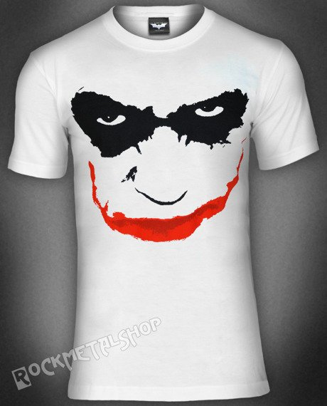 koszulka THE DARK KNIGHT - JOKER SMILE