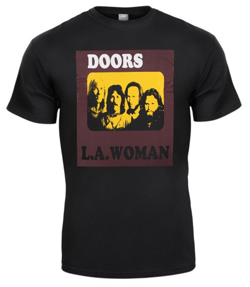 koszulka THE DOORS - L.A. WOMAN